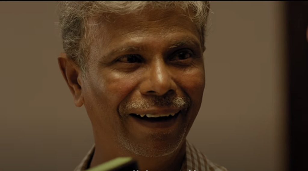 Velukkakka Oppu Ka, വേലുക്കാക്ക ഒപ്പ് കാ, ഇന്ദ്രൻസ്, Velukkakka Oppu Ka review, malayalam film, bookmyshow malayalam movies, Indrans, Indrans films