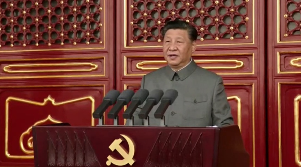 Xi Jinping, Chinese Communist Party