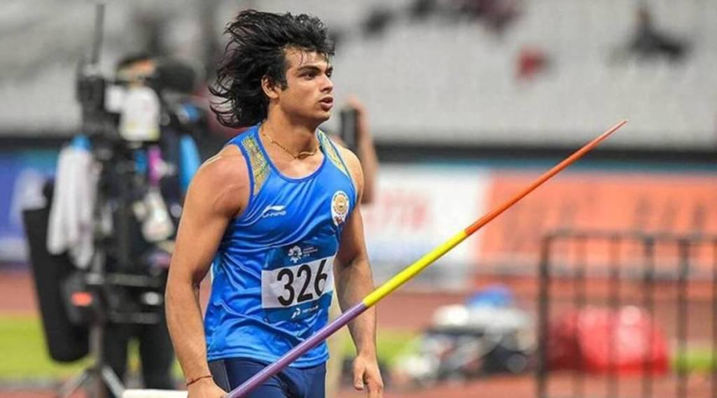 Neeraj Chopra, Neeraj Chopra Medal, Neeraj Chopra Gold, Neeraj Choipra Javelin, Javelin Throw, India Gold Medal, India Gold, Gold Medal, നീരജ് ചോപ്ര, ജാവലിൻ, സ്വർണം, സ്വർണമെഡൽ, ഇന്ത്യ, മെഡൽ, ഏഴാം മെഡൽ, ആറാം മെഡൽ, tokyo olympics, tokyo olympics 2021, india tokyo olympics, tokyo olympics 2021 live, india tokyo olympics 2021 schedule, tokyo olympics india schedule 2021, tokyo olympics 2020, tokyo olympics 2020 schedule, tokyo olympics 2020 india schedule, tokyo olympics 2020 matches timings, tokyo olympics today events, tokyo olympics timings, india at olympics, india at olympics 2020, india at olympics 2021, bajrang punia,ബജ്രംഗ് പൂനിയ, പൂനിയ, ബജ്രംഗ് പൂനിയ, ബജ്റംഗ് പൂനിയ, ഗുസ്തി, വെങ്കലം, ie malayalam