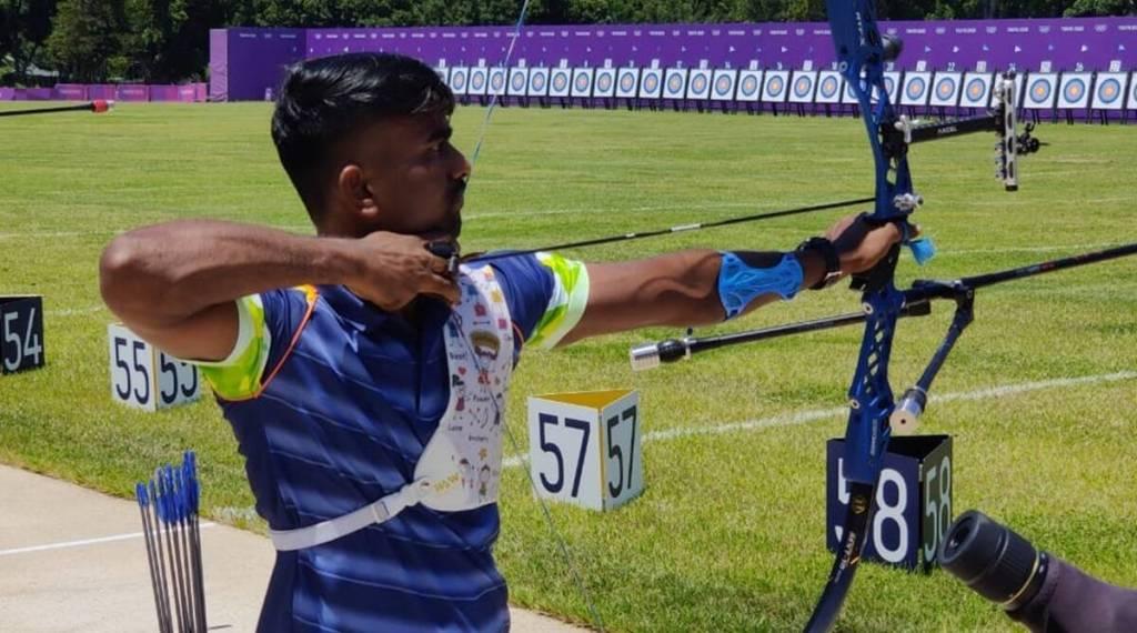 Pravin Jadhav, Tokyo Olympics