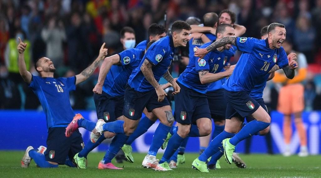 UEFA EURO, Italy