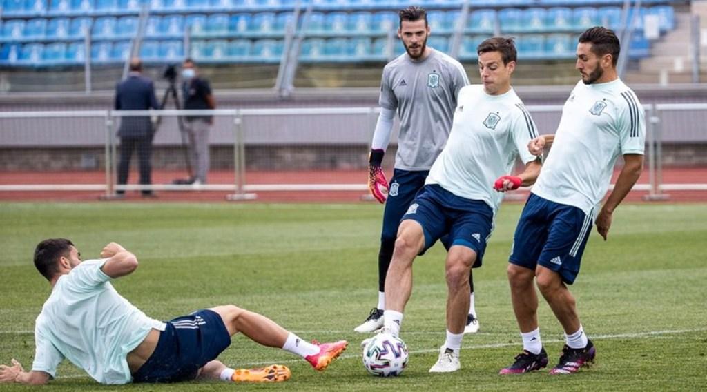 UEFA EURO 2020, Spain