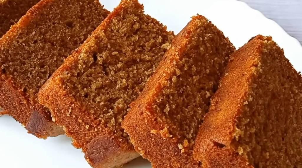 wheat banan cake, food, ie malayalam