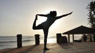 Yoga, fitness, exercise, Sunset, Health, Healthy Habits, യോഗ, ആരോഗ്യം