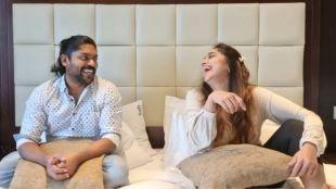 Vidhu Prathap, Vidhu Prathap youtube channel, വിധു പ്രതാപ്, ഗായകൻ വിധു പ്രതാപ്, Singer Vidhu Prathap, Deepthi, Dancer Deepthi, ദീപ്തി, നർത്തകി, wedding anniversary video, iemalayalam, ഐഇ മലയാളം
