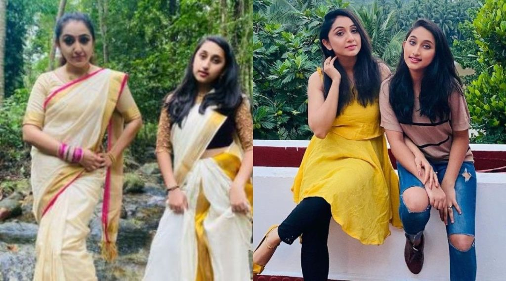 nithya das, nithya das daughter, nithya das video, Onam, Param Sundari, nithya das family, നിത്യ ദാസ്, nithya das viral dance, വൈറൽ ഡാൻസ്, lockdown, ie malayalam, ഐഇ മലയാളം
