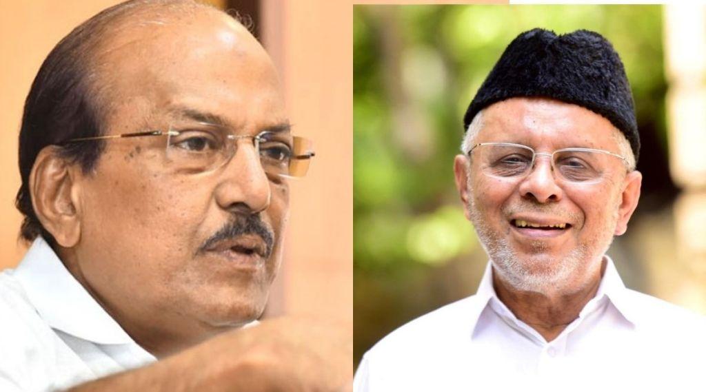 Muslim league, Chandrika Case, Moieen Ali thangal, Kunjalikutti, Panakkad Hyderali Shihab Thangal, ie malayalam