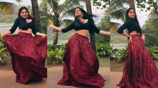 Ahaana Krishna, അഹാന കൃഷ്ണ, param sundari song, param sundari video, Ahaana Krishna dance, Ahaana Krishna instagram, ie malayalam, ഐഇ മലയാളം
