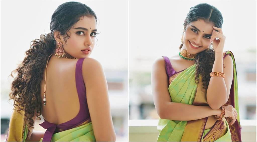 Anupama parameswaran, actress, ie malayalam