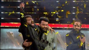 Bigg Boss Season 3 Winner, Maniikuttan, Bigg Boss Manikuttan, Bigg Boss Grand finale, Bigg Boss Grand finale date, Firoz Khan, Kidilam Firoz, Poli firoz, Bigg Boss Malayalam season 3 Grand Finale, Bigg Boss Malayalam, Bigg Boss Malayalam stopped, Bigg Boss Malayalam canelled, mohanlal, Bigg Boss Malayalam news, ബിഗ് ബോസ് മലയാളം സീസൺ 3