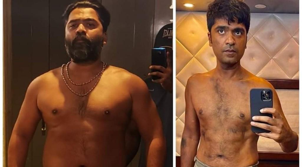 Simbu, Simbu new look, Vendhu Thanindhathu Kaadu movie, Gautham Menon movie, ചിമ്പു