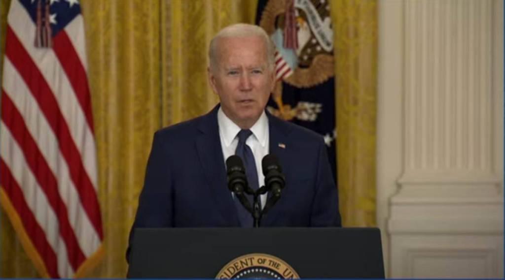 Joe Biden, Taliban, ISIS