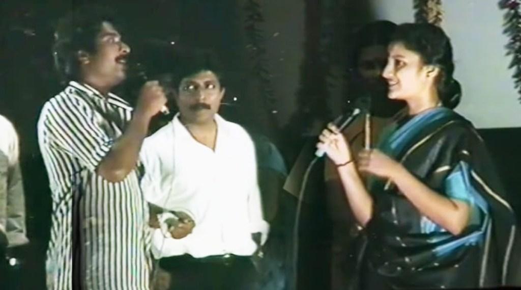 Mammootty, Karthika, Karthika Mammootty throwback video, Karthika photos, കാർത്തിക, Mammootty latest photos, Mammootty new films, മമ്മൂട്ടി, Mammootty latest video