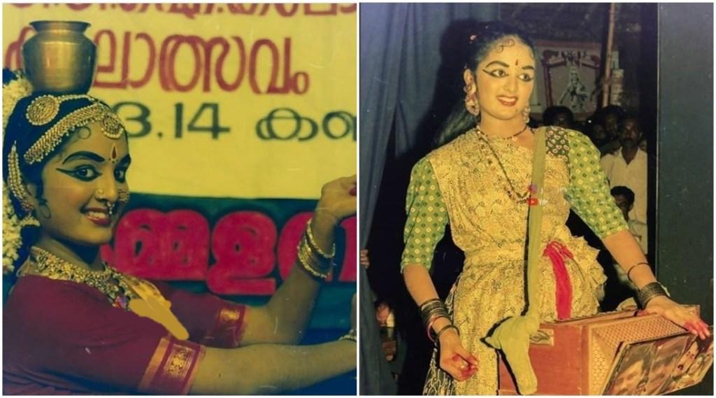 Manju Warrier, Manju Warrier photos, Manju Warrier childhood photos, മഞ്ജു വാര്യർ