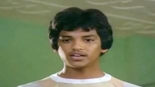 Meghanathan, actor Meghanathan, Meghanathan childhood photo