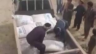 Afghan, Taliban, Food scarcity