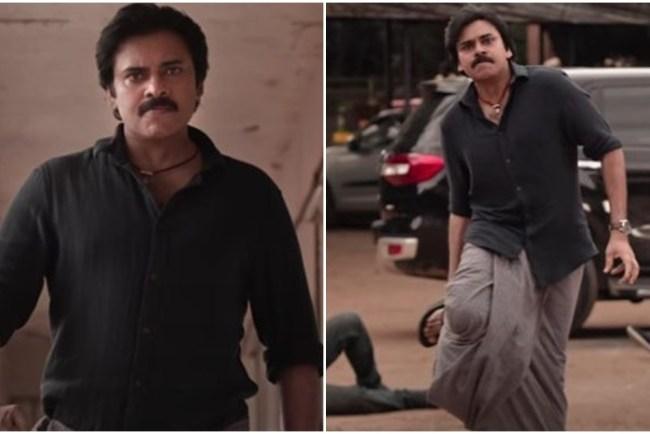 Ayyappanum Koshiyum telugu remake, BheemlaNayak teaser, Pawan Kalyan, Rana Daggubati