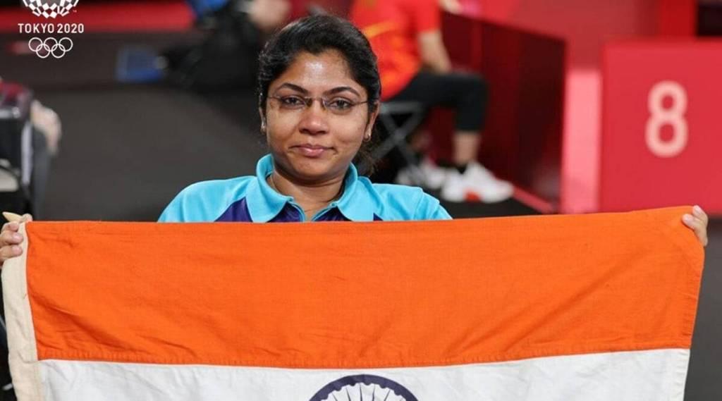 Paralympics, Table Tennis, Bhavinaben