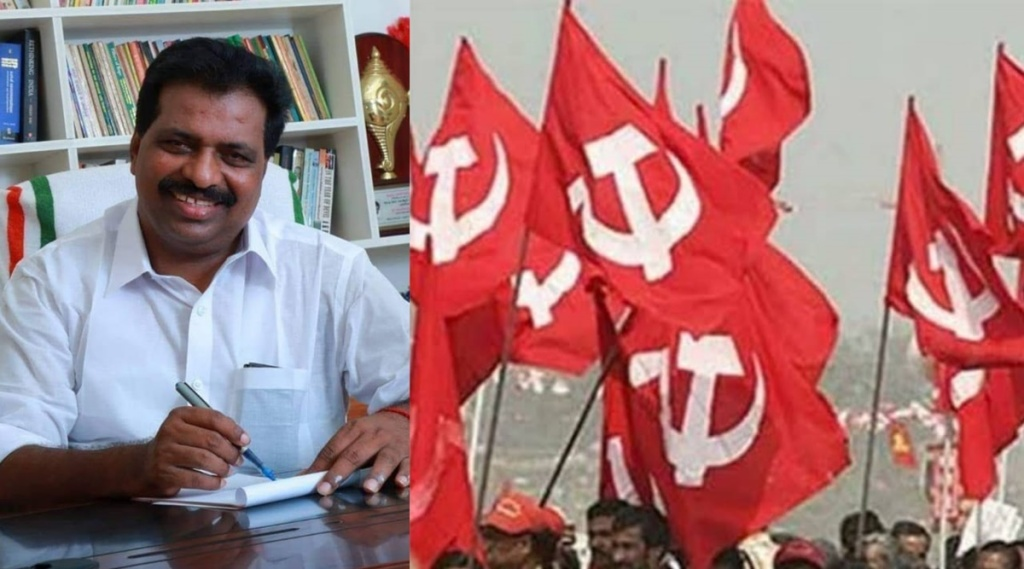 CPM, Congress, Pinarayi vijayan
