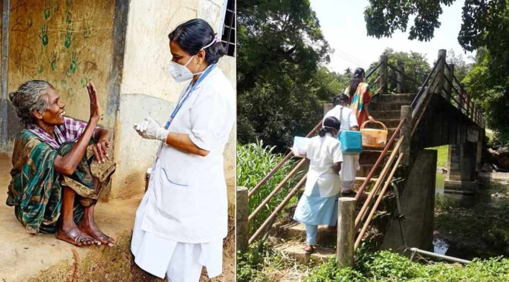 Wayanad, Noolppuzha, Panchayath, First Fully Vaccinated Panchayat, നൂൽപ്പുഴ, വാക്സിൻ, ie malayalam