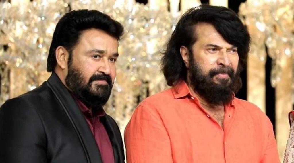 Mammootty, Mohanlal, Malayalam Actors
