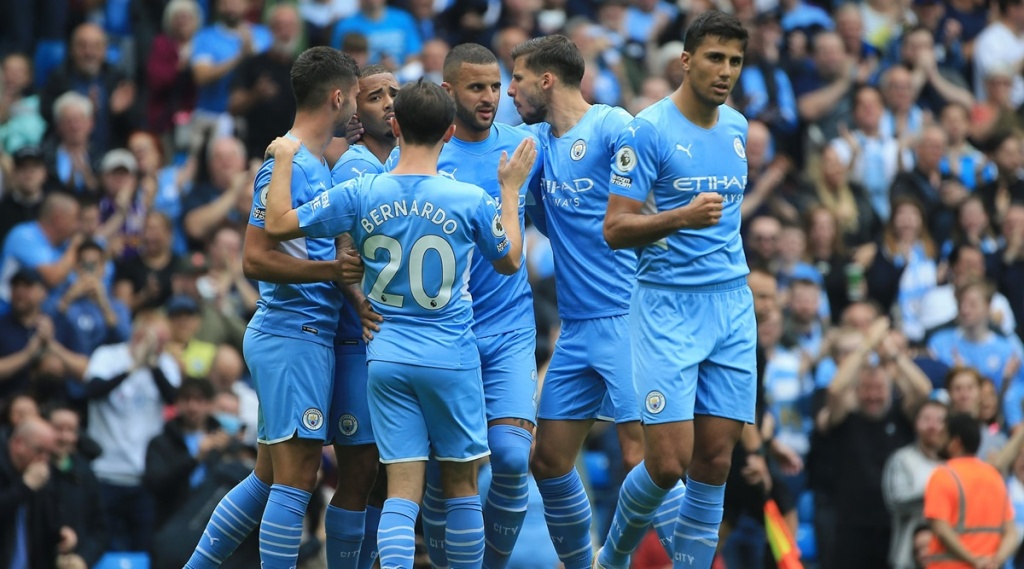 Manchester City, English Premier League, Football