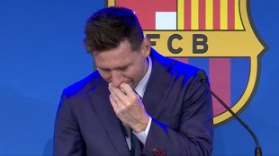 lionel messi, messi, messi barcelona, messi press conference, messi crying, messi breaks down, messi psg, messi transfer, messi latest news, messi news, football latest news, sports news, മെസി, മെസ്സി, ബാഴ്സ, വിടവാങ്ങൽ, ബാഴ്സലോണ, ie malayalam