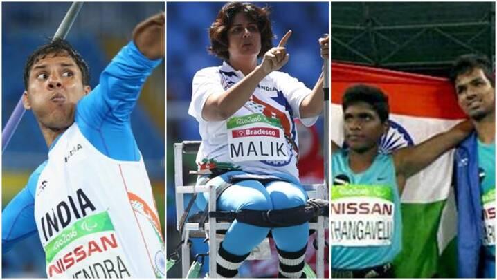 paralympics, tokyo paralympics, india paralympics, india at paralympics, paralympics india medals, india medalists paralympics, devendra jhajharia, deepa malik, ie malayalam