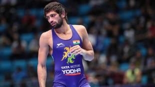 Ravi Dahiya, Wrestling, Olympics