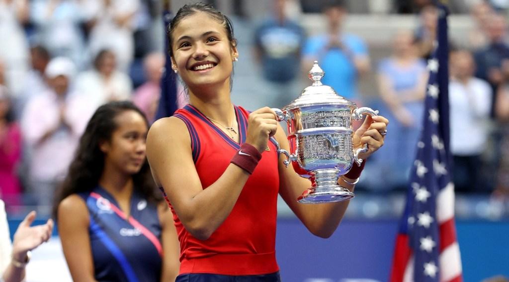 Emma Raducanu, US Open