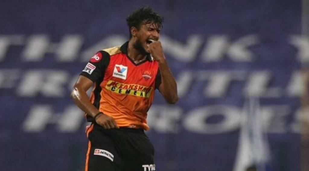 T Natarajan, Covid, IPL