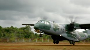 centre airbus aircraft deal, defence ministry airbus deal, defence ministry C-295 aircraft deal, defence ministry C-295 aircraft, IAF C-295 aircraft, defence deal, India news, current affairs, എയർബസ്, വിമാനം, malayalam news, news in malayalam, ie malayalam