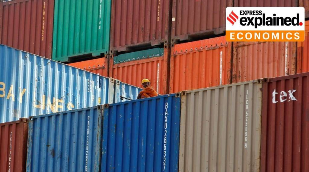 container shortage, international container shortage, container shortage explained, container shortage effects, international trade, container shortage exports effect, business news