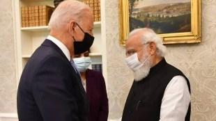 Joe Biden family ties to India