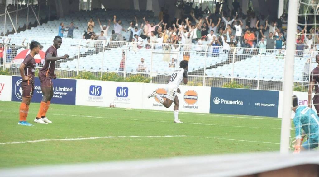 Mohammedan Sporting, Gokulam Kerala, durand cup, football news, indian football news, Mohammedan news, durand cup news, ഡ്യൂറന്റ് കപ്പ്, ഗോകുലം, ഗോകുലം കേരള എഫ്സി, ഗോകുലം പുറത്ത്, മുഹമ്മദൻസ്, ie malayalam