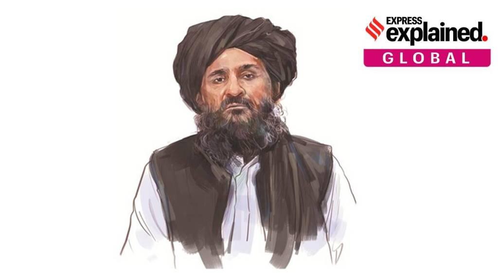 Mullah Abdul Ghani Baradar, Mullah Abdul Ghani Baradar Taliban, Mullah Abdul Ghani Baradar Afghanistan, who is Mullah Baradar, Mullah Baradar new afghanistan leader, mullah baradar, afghanistan news, afghanistan updates, taliban, current affairs, express explained, ie malayalam