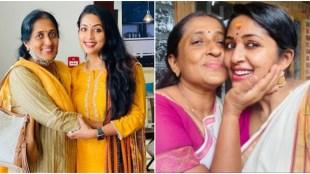 Navya Nair, നവ്യ നായർ, Actor Navya, നടി നവ്യ നായർ, Navya Nair family, Navya Nair mother