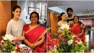 Nayanthara, നയൻതാര, Vignesh Shivan, വിഘ്നേശ് ശിവൻ, Nayanthara mother birthday, nayanthara love, നയൻതാര പ്രണയം, nayanthara wedding, Nayanthara mother father brother, nayanthara family, nayans, vikki, nayanthara kochi