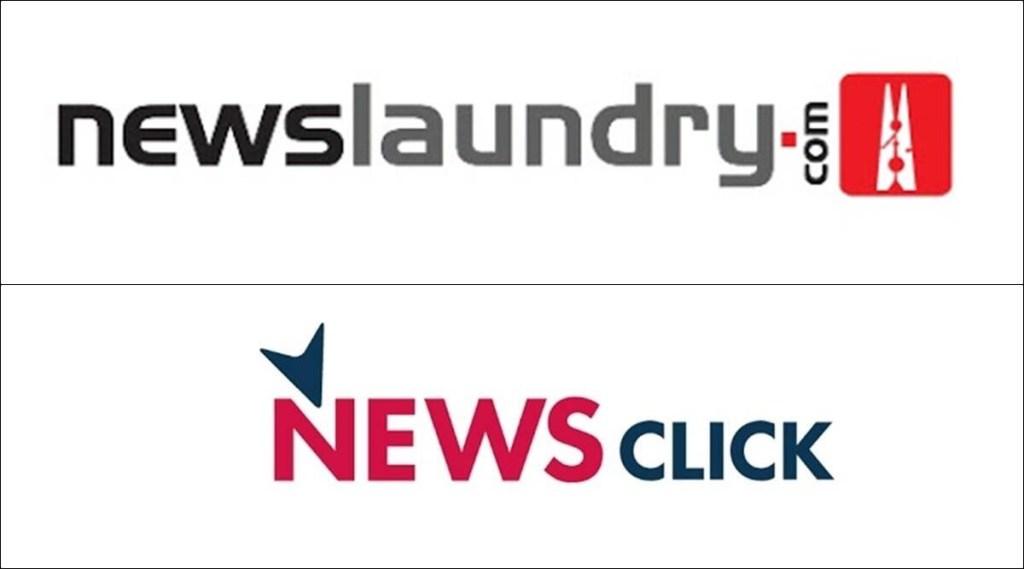 Newslaundry, Newslaundry IT raid, IT raid Newslaundry, Newsclick Newslaundry IT raid, indian express malayalam, ie malayalam
