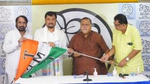 Soumen Roy rejoins TMC, West Bengal TMC, West Bengal BJ, West Bengal assembly polls, Biswajit Das, Tanmoy Ghosh, Mukul Roy, Mamata Banerjee, bjp indian express malayalam, ie malayalam