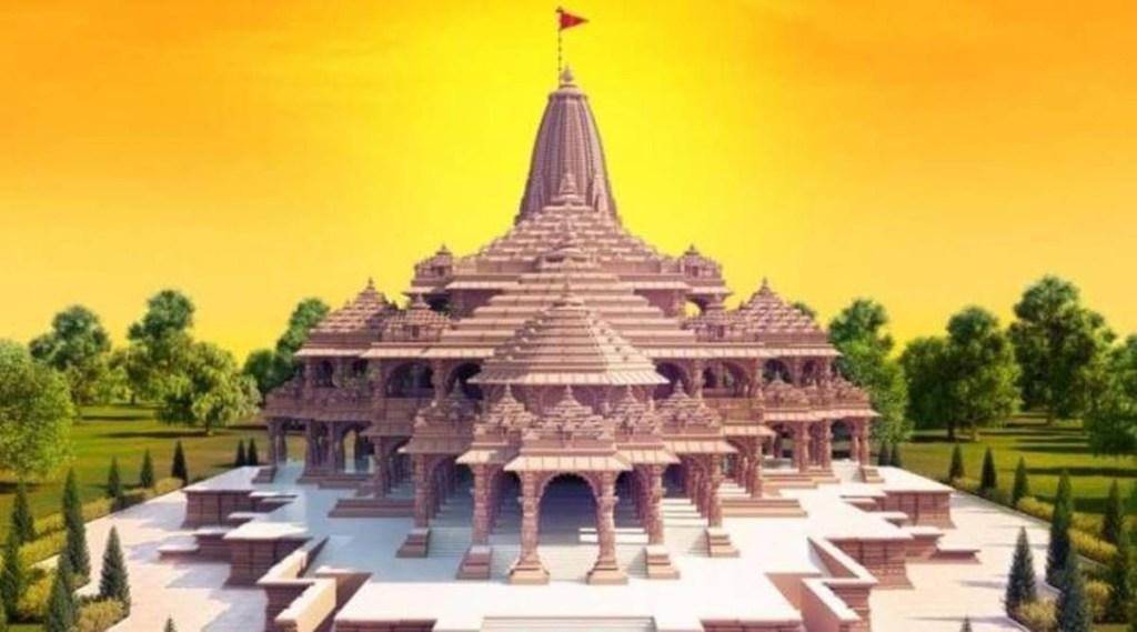 Ayodhya, Ram Temple, Ram Temple news, Ram Temple ayodhya date, Ram Temple opening date, ram temple ayodhya, Ram Temple construction, ram temple donation, ram temple height, indian express malayalam, ie malayalam