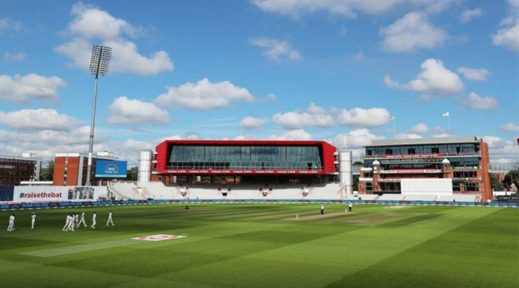 Indian vs England, Manchester Test