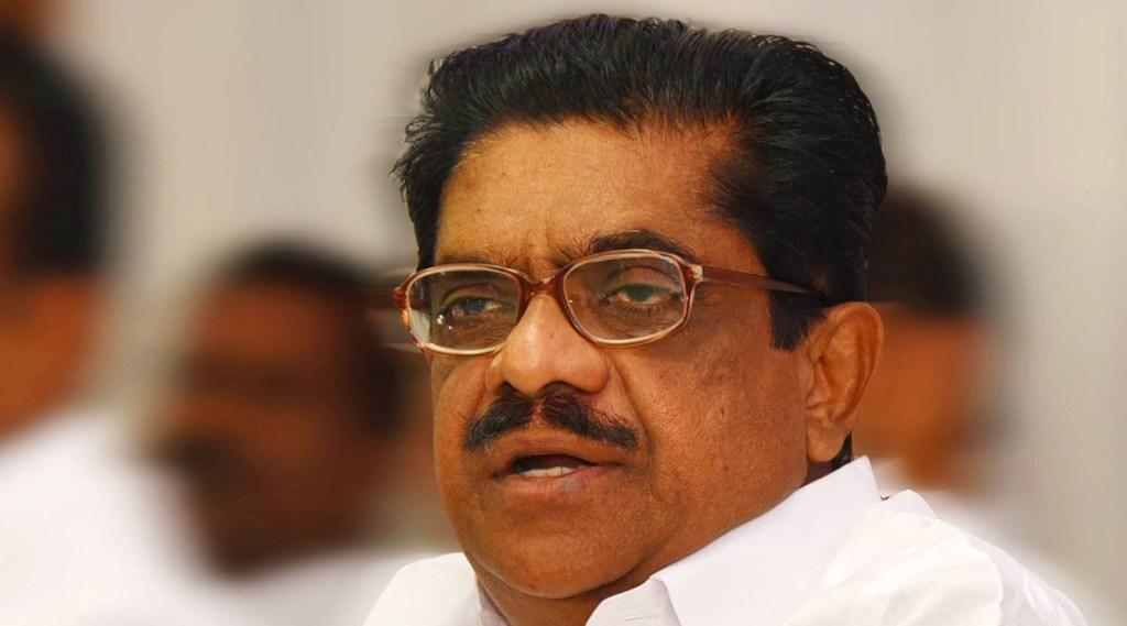 VM Sudheeran, VM Sudheeran resignation, VM resigns from political affairs committee KPCC, K Sudhakaran, kpcc reorganisation, kpcc reorganisation revolt, revolt in congress kerala,kerala news, latest news, indian express, ie malayalam
