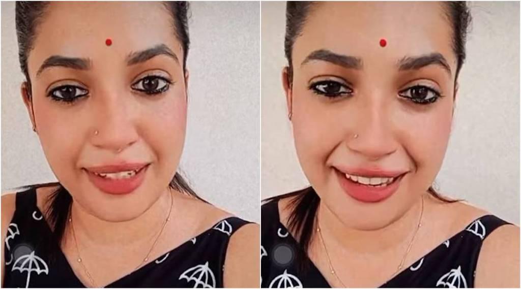 amrutha nair, serial actress, ie malayalam