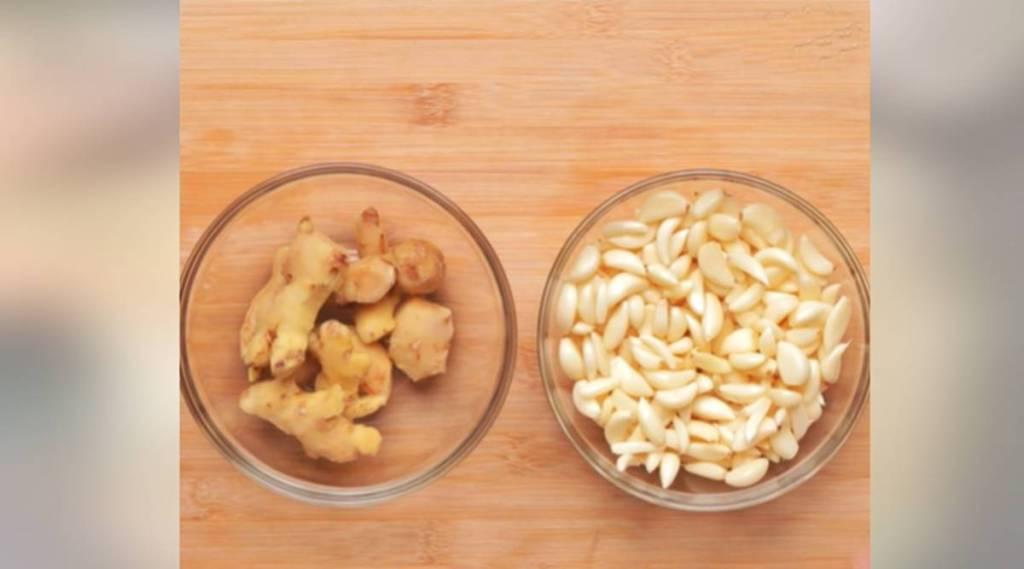 ginger-garlic paste, food, ie malayalam