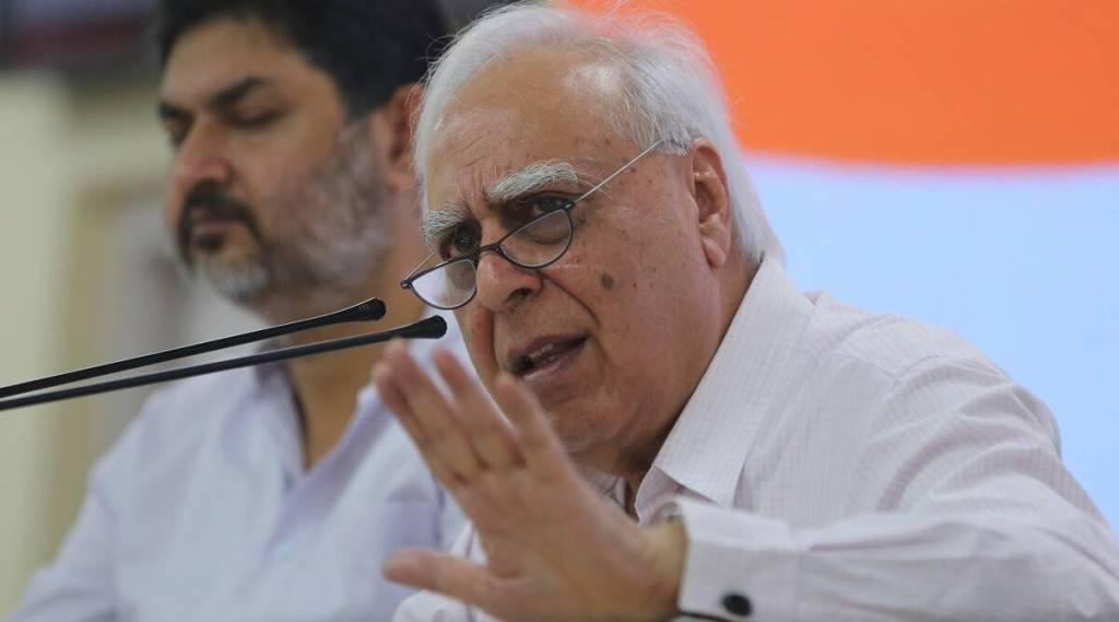 Kapil Sibal, Sibal on Congress, Sibal on Punjab Congress crisis, Sibal on G-23 leaders, Congress G-23 leaders, Punjab news, Indian Express, കപിൽ സിബൽ, പഞ്ചാബ്, കോൺഗ്രസ്, ചരൺജിത് സിങ് ചാന്നി, സിദ്ദു, malayalam news, news in malayalam, malayalam latest news, latest news in malayalam, ie malayalam