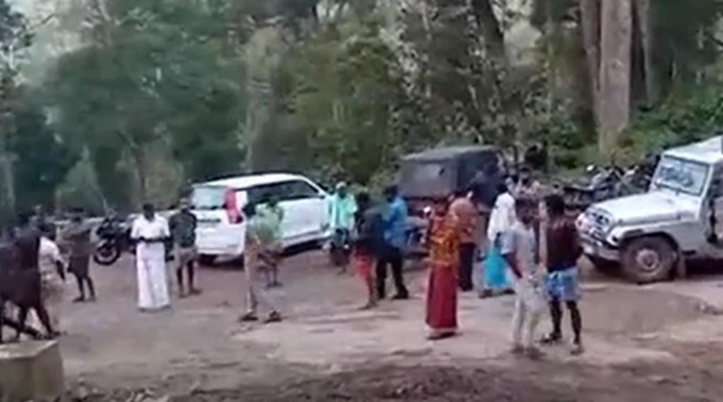 Elephant Attack, Idukki
