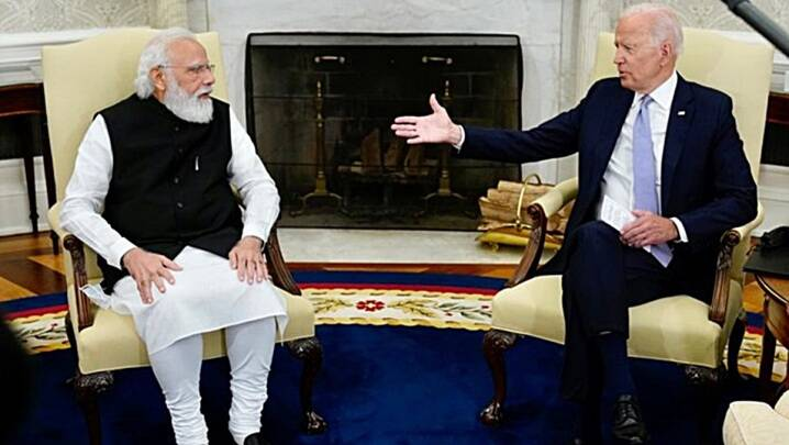 Modi US visit, Narendra Modi's US Trip Live Updates, Narendra Modi's US visit Live Updates, PM Narendra Modi US visit Live Updates, Narendra Modi visit to US Live Updates, UNGA session, UNGA general assembly, modi to address unga, modi attend quad meeting, Modi visit US, Modi meet joe Biden, Prime minister narendra modi US visit, india news, PM Modi in USA today, Washington, New York, Quad meet, UN address, Japan PM Suga Yoshihide, മോദി, മോദിയുടെ യുഎസ് സന്ദർശനം, നരേന്ദ്ര മോദി, ഇന്ത്യ യുഎസ്, ഇന്ത്യ, യുഎസ്, ie malayalam