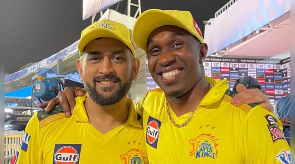 IPL 2021, MS Dhoni, DJ Bravo