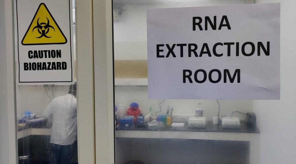 Nipah, Nipah Lab, Kerala Health Department